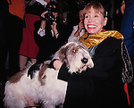 Mary Tyler Moore in 1993, New York City.