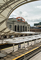 Union Station in Denver, Colorado, Thursday, March 30, 2017.<br /> <br /> Photo by Matt Nager