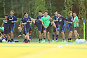 U-23 Japan team group (JPN),  JULY 19, 2016  - Football / Soccer :  Japan U23 National Team Official Training camp  for the Rio 2016 Olympic Games  in Chiba, Japan.  (Photo by Yohei Osada/AFLO SPORT)
