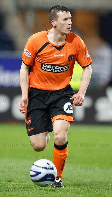 Paul Caddis, Dundee Utd