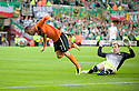 Dundee Utd v WKS Slask Wroclaw 21st July 2011