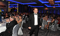 Davy Fitzgerald   at the Bord G&aacute;is Energy Munster GAA Sports Star of the Year Awards in The Malton Hotel, Killarney on Saturday.  Picture by Don MacMonagle<br /> <br /> PR photo from Munster Council