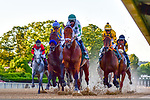 May 02, 2020: Arkansas Derby (2) race at Oaklawn Racing Casino Resort  on May 02, 2020 in Hot Springs, Arkansas. (Photo by Ted McClenning/Eclipse Sportswire/Cal Sport Media)