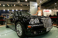 A Chrysler 300C is shown in The Beijing International Automobile Exhibition..19 Nov 2006