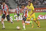 Junior y Bucaramanga igualaron 1-1 en Barranquilla. Fecha 16 Liga Águila I-2016