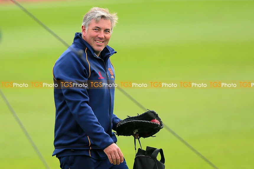 Essex head coach Chris Silverwood during Essex CCC vs Durham MCCU, English MCC University Match Cricket at The Cloudfm County Ground on 4th April 2017