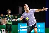 Rotterdam, The Netherlands, 9 Februari 2020, ABNAMRO World Tennis Tournament, Ahoy, Qualyfying round: Philipp Kohlschreiber (GER)<br /> Photo: www.tennisimages.com