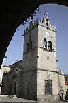 Our Lady of Oliveira Church, Guimaraes, Minho, Portugal