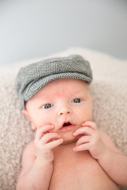 Landon's Newborn Photo Session