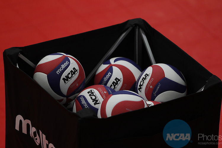 29 APR 2012:  Springfield College takes on Carthage College during the Division III Men's Volleyball Championship held at Blake Arena in Springfield, MA.  Springfield defeated Carthage 3-0 to win the national title.  Jessica Rinaldi/NCAA Photos