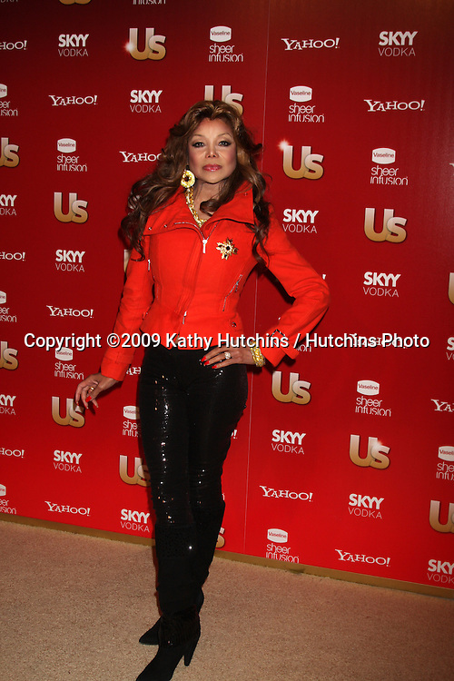LaToya Jackson.arriving at the 2009 US Weekly Hot Hollywood Party.Voyeur.West Hiollywood,  CA.November 18, 2009.©2009 Kathy Hutchins / Hutchins Photo.
