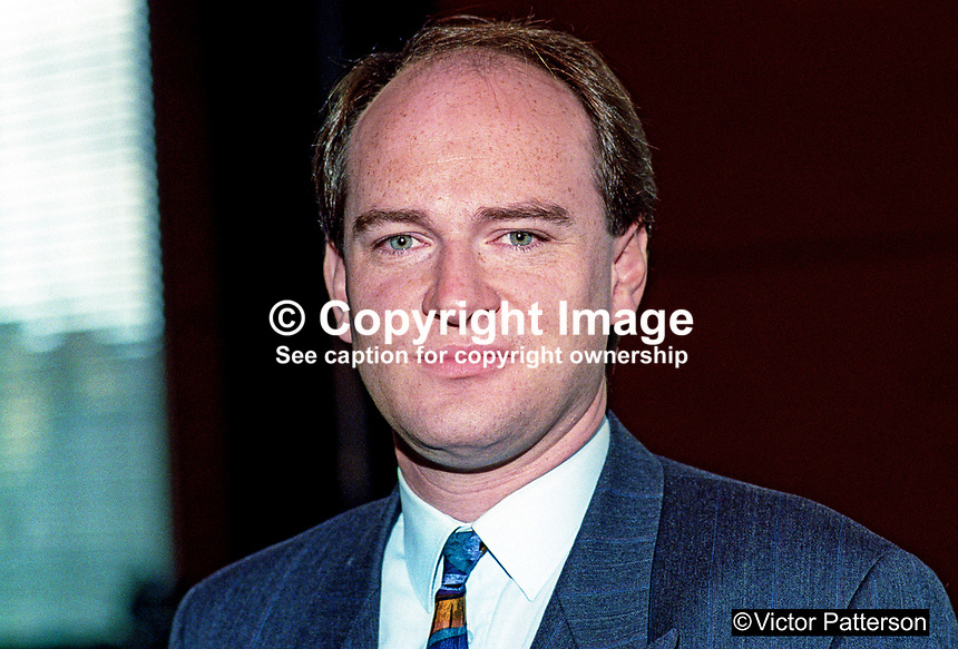 Nick Harvey, MP, Liberal Democrat, politician, UK, 19921077NH.<br />