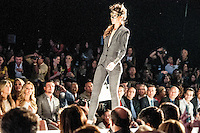 Opening night Miami Fashion Week, Miami Beach Convention Center, South Beach, Florida, USA, March 20, 2013. Photo by Debi Pittman Wilkey