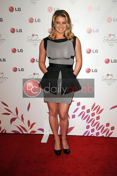 """Jessica Simpson<br /> at the LG """"Fashion Touch"""" Party, Soho House, West Hollywood, CA. 05-24-10<br /> David Edwards/DailyCeleb.Com 818-249-4998"""