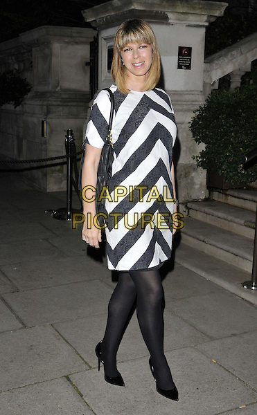 LONDON, ENGLAND - OCTOBER 01: Kate Garraway attends the Lorraine Kelly's 30 Years in Breakfast TV anniversary party, The Langham Hotel, Portland Place, on Wednesday October 01, 2014 in London, England, UK. <br /> CAP/CAN<br /> &copy;Can Nguyen/Capital Pictures