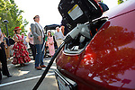 EV Charger Ribbon Cutting Ceremony