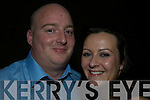 Recently Engaged: Celebrating their recent engagement & enjoying the NYE party held at St Senan's Clubhouse, Mountcoal, Listowel   were Colm Whelan, Banemore & Catherine Harmon, Toornageehy, Listowel.