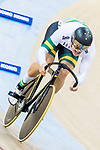 Matthew Glaetzer of the Australia team competes in the Men's Sprint - Qualifying as part of the 2017 UCI Track Cycling World Championships on 14 April 2017, in Hong Kong Velodrome, Hong Kong, China. Photo by Chris Wong / Power Sport Images