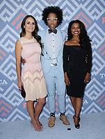 08 August  2017 - West Hollywood, California - Jordana Brewster, Jonathan Fernandez, Keesha Sharp.   2017 FOX Summer TCA held at SoHo House in West Hollywood. Photo Credit: Birdie Thompson/AdMedia