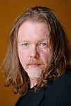 Tim Willocks, English writer in Lyon.