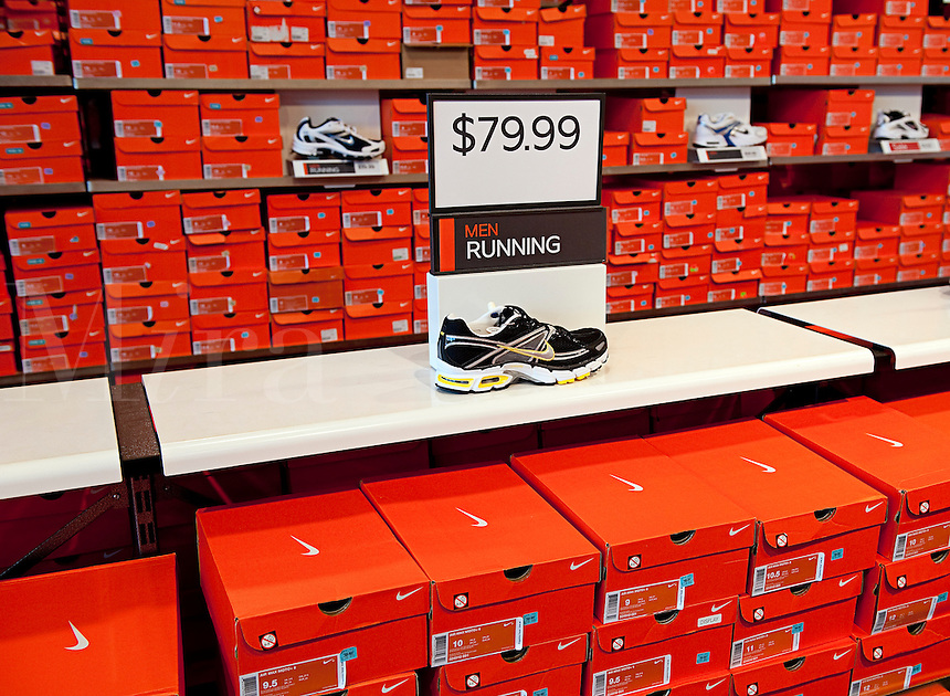 Nike shoe outlet.