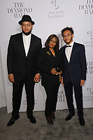 www.acepixs.com<br /> September 14, 2017  New York City<br /> <br /> Rorrey Fenty, Monica Braithwaite and Rajad Fenty attending Rihanna's 3rd Annual Clara Lionel Foundation Diamond Ball on September 14, 2017 in New York City.<br /> <br /> Credit: Kristin Callahan/ACE Pictures<br /> <br /> <br /> Tel: 646 769 0430<br /> Email: info@acepixs.com