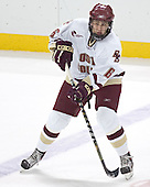 Tim Kunes - The Boston College Eagles completed a shutout sweep of the University of Vermont Catamounts on Saturday, January 21, 2006 by defeating Vermont 3-0 at Conte Forum in Chestnut Hill, MA.
