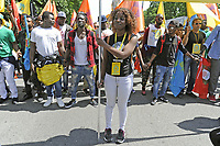 - Milano 20 maggio 2017, manifestazione &quot;Insieme senza muri&quot; per l'accoglienza e l'integrazione dei popoli migranti<br />