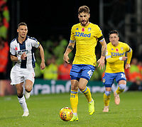 Leeds United's Mateusz Klich pushes forward<br /> <br /> Photographer David Shipman/CameraSport<br /> <br /> The EFL Sky Bet Championship - West Bromwich Albion v Leeds United - Saturday 10th November 2018 - The Hawthorns - West Bromwich<br /> <br /> World Copyright &copy; 2018 CameraSport. All rights reserved. 43 Linden Ave. Countesthorpe. Leicester. England. LE8 5PG - Tel: +44 (0) 116 277 4147 - admin@camerasport.com - www.camerasport.com