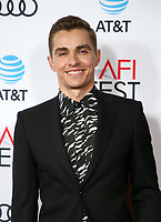 HOLLYWOOD, CA - NOVEMBER 12: Dave Franco, at the AFI Fest 2017 Centerpiece Gala Presentation of The Disaster Artist on November 12, 2017 at the TCL Chinese Theatre in Hollywood, California. Credit: Faye Sadou/MediaPunch /NortePhoto.com
