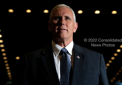 United States Vice President Elect Mike Pence speaks to the press after he exits Trump Tower on December 5, 2016 in New York City. U.S. President-elect Donald Trump is still holding meetings upstairs at Trump Tower as he continues to fill in key positions in his new administration.   <br /> Credit:John Angelillo / Pool via CNP