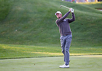Thomas Pieters (Team Europe) on the 2nd fairway during the Saturday morning Foursomes at the Ryder Cup, Hazeltine national Golf Club, Chaska, Minnesota, USA.  01/10/2016<br /> Picture: Golffile | Fran Caffrey<br /> <br /> <br /> All photo usage must carry mandatory copyright credit (&copy; Golffile | Fran Caffrey)