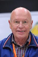 TURNEN: TV presentator Hans van Zetten, ©foto Martin de Jong