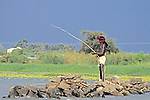 Fisherman, Lake Victoria