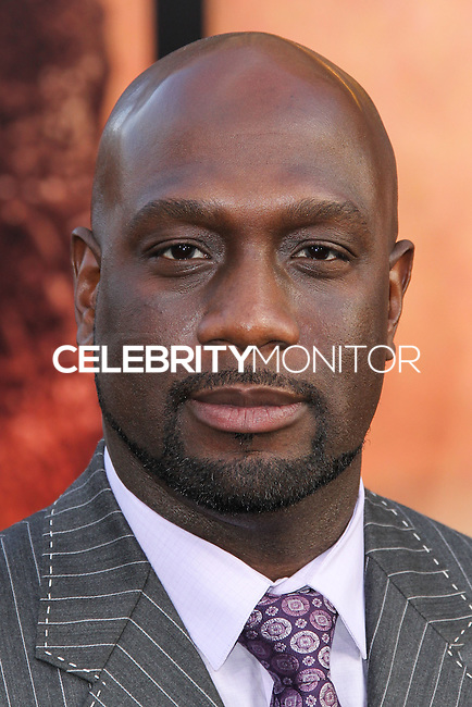 "HOLLYWOOD, LOS ANGELES, CA, USA - MAY 08: Richard T. Jones at the Los Angeles Premiere Of Warner Bros. Pictures And Legendary Pictures' ""Godzilla"" held at Dolby Theatre on May 8, 2014 in Hollywood, Los Angeles, California, United States. (Photo by Xavier Collin/Celebrity Monitor)"