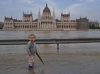 Danube Flooding 2009