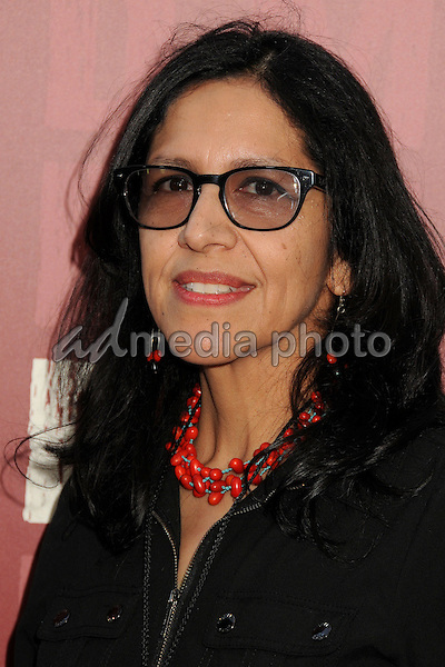 "10 June 2015 - Los Angeles, California - Virginia Espino. LA Film Festival 2015 Opening Night Premiere of ""Grandma"" held at Regal Cinemas LA Live. Photo Credit: Byron Purvis/AdMedia"