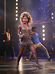 "Adrienne Warren and cast during the ""Tina - The Tina Turner Musical"" Opening Night Curtain Call at the Lunt-Fontanne Theatre on November 07, 2019 in New York City."