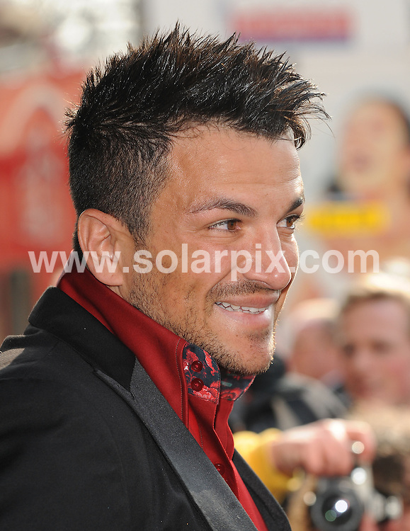**ALL ROUND PICTURES FROM SOLARPIX.COM**                                             **WORLDWIDE SYNDICATION RIGHTS**                                                                                  Outside arrivals at the TRIC Awards 2011.  Held at Grosvenor House, Park Lane, London, on Tuesday March 08, 2011                                                                         This pic:    Peter Andre                                                                      .JOB REF:    12940    SSD       DATE:    08.03.11                                                        **MUST CREDIT SOLARPIX.COM OR DOUBLE FEE WILL BE CHARGED**                                                                      **MUST AGREE FEE BEFORE ONLINE USAGE**                               **CALL US ON: +34 952 811 768 or LOW RATE FROM UK 0844 617 7637**