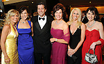 From left: Jaci Smith, Kathy and Stuart Dupuy, Sherry Smith, Laurie Plaisance and Tracey Smith at the 2010 Circle of Life Gala benefitting Pediatric and Adult Centers of Excellence in Neurosciences at the Hilton Americas Houston Saturday May 08,2010.  (Dave Rossman Photo)