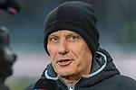 10.02.2018, HDI Arena, Hannover, GER, 1.FBL, Hannover 96 vs SC Freiburg<br /> <br /> im Bild<br /> Christian Streich (Trainer SC Freiburg), <br /> <br /> Foto &copy; nordphoto / Ewert