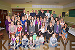 CHRISTENING: Trevor Evans and Debra Walsh of Oakridge Drive, Tralee who had their baby christened Thomas Evans in St Brendan's Church, Tralee on Saturday and afterwards to Na Gaeil GAA Club, Tralee for refreshments.......... ..........
