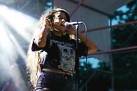 Quadstock May 22nd 2017 - Bibi Bourelly performs at Quadstock
