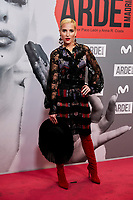 Ana Fernandez attends to ARDE Madrid premiere at Callao City Lights cinema in Madrid, Spain. November 07, 2018. (ALTERPHOTOS/A. Perez Meca) /NortePhoto.com