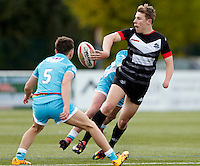 Broncos No 3 action during the U16's game between London Broncos and Huddersfield Giants at Ealing Trailfinders, Ealing, on Sun May 1, 2016