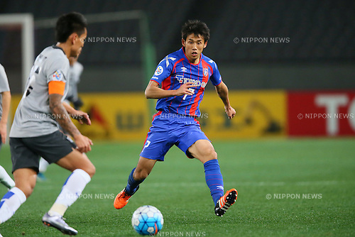 Takuji Yonemoto (FC Tokyo), <br /> FEBRUARY 9, 2016 - Football / Soccer : <br /> AFC Champions League 2016 Play-off <br /> between FC Tokyo 9-0 Chonburi FC <br /> at Tokyo Stadium, Tokyo, Japan. <br /> (Photo by YUTAKA/AFLO SPORT)