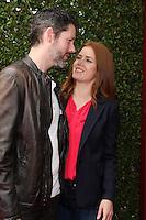 Darren Le Gallo, Amy Adams<br /> at the John Varvatos 11th Annual Stuart House Benefit, John Varvatos Boutique, West Hollywood, CA 04-13-14<br /> David Edwards/Dailyceleb.com 818-249-4998