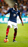 Frankrijk, Parijs, 13 november 2015<br /> Oefenwedstrijd<br /> Frankrijk-Duitsland (2-0)<br /> Paul Pogba van Frankrijk