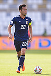 Yoshida Maya of Japan in action during the AFC Asian Cup UAE 2019 Group F match between Japan (JPN) and Turkmenistan (TKM) at Al Nahyan Stadium on 09 January 2019 in Abu Dhabi, United Arab Emirates. Photo by Marcio Rodrigo Machado / Power Sport Images