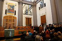 Laurea ad Honorem ad Antonio De Curtis in arte Tot&ograve; conferita dall'Universit&agrave; Federico II di Napoli<br /> La Laudatio di Renzo Arbore